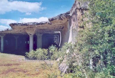 Anciennes carrieres de cravant routes touristiques dans l yonne guide du tourisme en bourgogne
