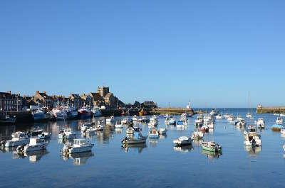 Barfleurs le port plus beaux villages de frances routes touristiques de la manche guide du tourisme normandie