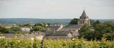 Benais route des vins de tourraine rive droite entre saumur et chenonceaux