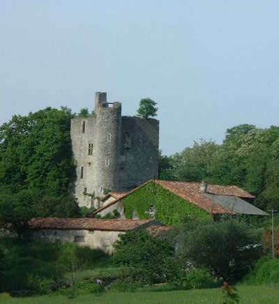 Bouresse route des abbayes et monuments du haut poitou guide du tourisme de la vienne