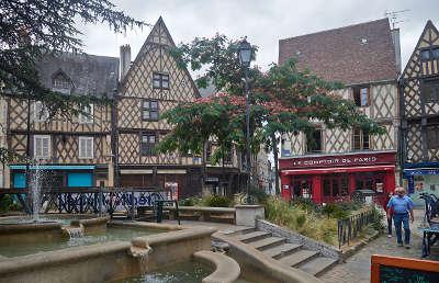 Bourges route des vins de menetou salon quincy reuilly