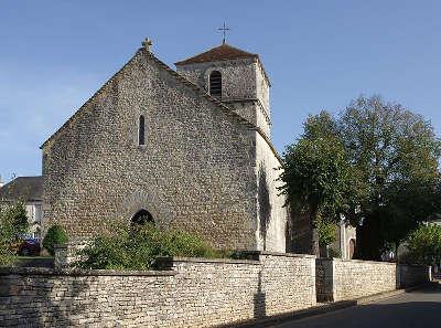 Brux l eglise saint martin route des abbayes et monuments du haut poitou guide du tourisme de la vienne