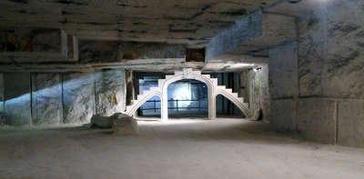 Carriere souterraine d aubigny routes touristiques dans l yonne guide du tourisme en bourgogne