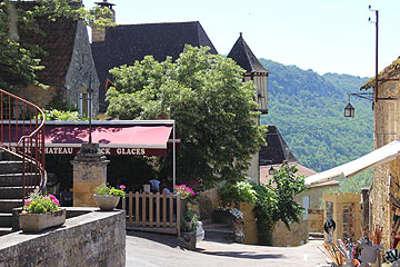 Castelnaud la chapelle les routes touristiques en dordogne guide du tourisme de la nouvelle aquitaine