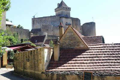 Castelnaud la chapelle sur la route touristique en dordogne guide du tourisme de la nouvelle aquitaine