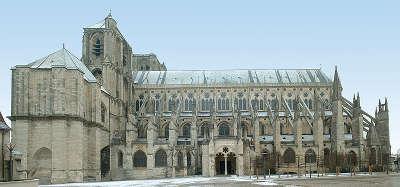 Cathedrale de bourges route jacques c ur guide du tourisme du centre val de loire