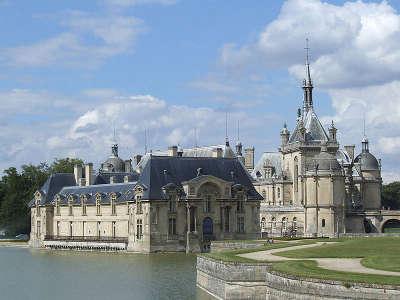 Chantilly parcours touristique dans la picardie