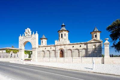Chateau cos d estournel sur la route des vins de bordeaux route des chateaux guide du tourisme de la gironde aquitaine