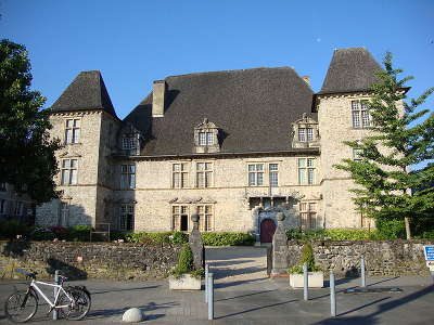 Chateau d andurain route des seigneurs du bearn et du pays basque guide du tourisme des landes aquitaine