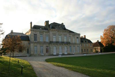 Chateau d arcelot jardin remarquable routes touristiques en cote d or guide du tourisme en bourgogne