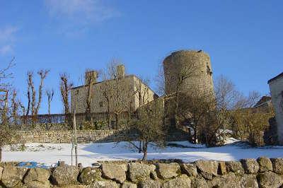 Chateau d esplantas route historique des chateau d auvergne guide du tourisme du haute loire