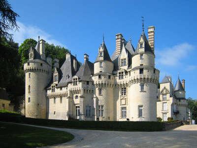 Chateau d usse route des chateaux de la loire guide du tourisme centre val de loire