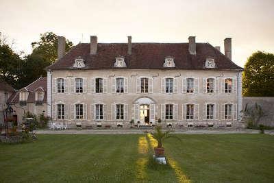 Chateau de beru route historique des ducs de bourgogne
