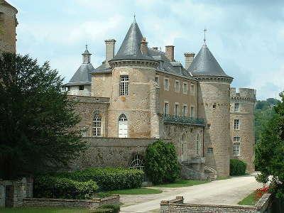 Chateau de chastellux route historique des ducs de bourgogne