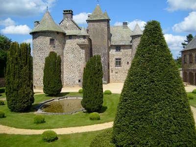 Chateau de cordes route historique des chateau d auvergne guide du tourisme du haute loire
