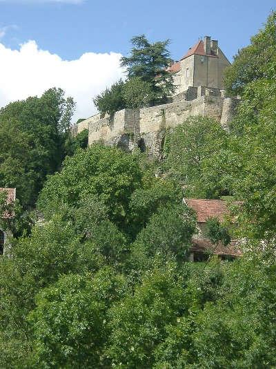 Chateau de frolois route historique des ducs de bourgogne