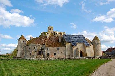 Chateau de sagonne route jacques c ur guide du tourisme du centre val de loire
