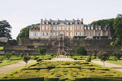 Chateau de sassy route des chateaux au coeur de l orne routes touristiques de l orne guide du tourisme normandie