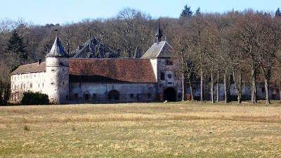 Chateau de thanville route des eaux de vie guide touristique du bas rhin alsace