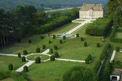 Chateau de vaire le grand route des monts et merveilles de franche comte