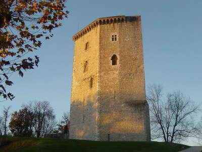 Chateau moncade orthez route des seigneurs du bearn et du pays basque guide du tourisme des pyrenees atlantiques aquitaine