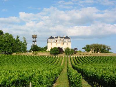 Chateau segonzac le cognac et la pierre etape sur la route du vignoble de cognac