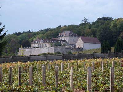 Chenove le chateau routes touristiques en cote d or guide du tourisme en bourgogne