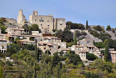 Crestet route des vins les dentelles de montmirail guide du tourisme du vaucluse