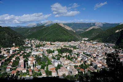 Digne les bains route napoleon guide du tourisme alpes de haute provence
