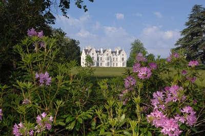Domaine de grenade jardin remarquable routes touristiques en gironde guide du tourisme nouvelle aquitaine