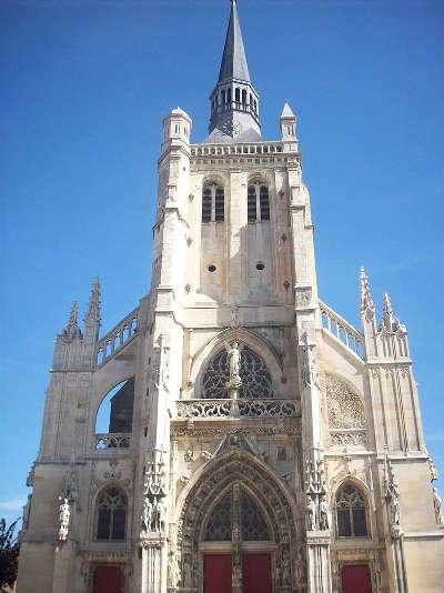 Eglise d ay la route touristique du champagne la vallee de la marne guide du tourisme de la marne