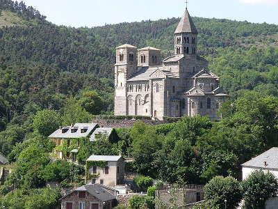 Eglise de saint nectaire les routes touristiques du puy de dome guide touristique auvergne