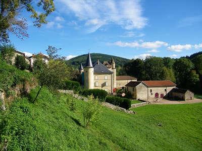 Ferrieres sur sichon route de la montagne bourbonnaise routes touristiques de l allier guide touristique auvergne