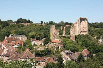 Herisson cite medievale route de montlucon a la foret de troncais routes touristiques de l allier guide touristique auvergne