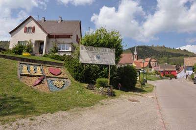 Husseren les chateaux ruines des 3 chateaux route des 5 chateaux guide touristique du haut rhin alsace