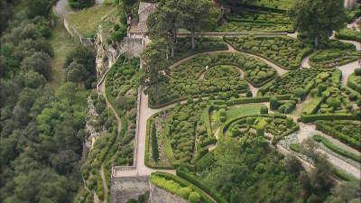 Jardin du chateau de marqueyssac a vezac jardin remarquable en dordogne guide du tourisme en dordogne nouvelle aquitaine