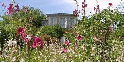 Jardin du chateau de mongenan jardin remarquable routes touristiques en gironde guide du tourisme nouvelle aquitaine