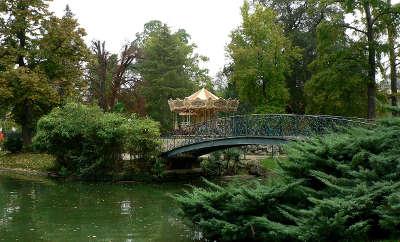 Jardin public de bordeaux jardin remarquable routes touristiques en gironde guide du tourisme nouvelle aquitaine