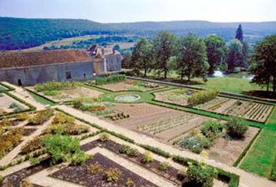 Jardins de barbirey route historique des ducs de bourgogne
