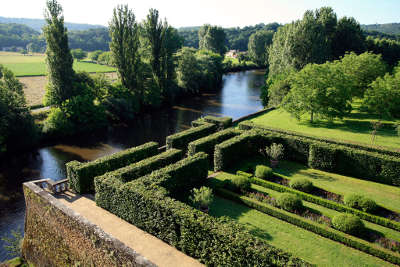 Jardins de losse a thonac jardin remarquable en dordogne guide du tourisme en dordogne nouvelle aquitaine