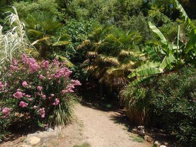 La roque gageac jardins exotiques plus beaux villages de france routes touristiques de la dordogne guide touristique de nouvelle aquitaine