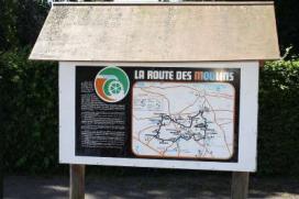 La route des moulins dans le calvados normandie guide touristique