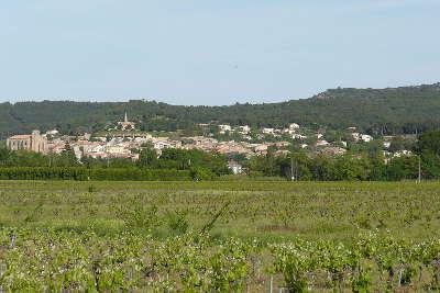 Laudun l ardoise route des vins de pont esprit a saint victor guide du tourisme du gard
