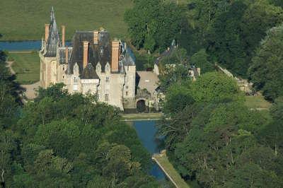 Le chateau d avrilly route historique des chateaux d auvergne guide du tourisme de l allier