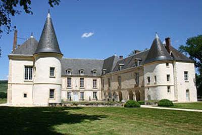 Le chateau de conde conde en brie routes touristiques du champagne