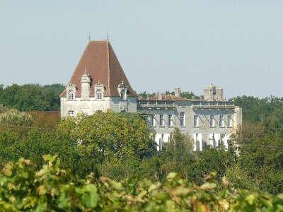 Le cognac et le fleuve etape sur la route du vignoble de cognac