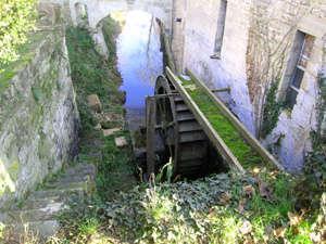 Le moulin foulon bessin route des moulins calvados guide touristique normandie