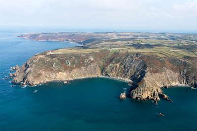 Les landes du cap de la hague route des caps cotentin routes touristiques dans la manche guide du tourisme normandie