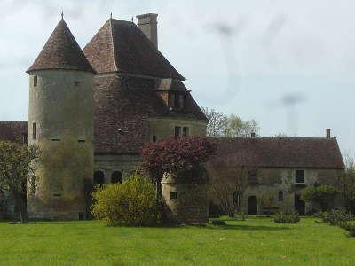 Manoir de la fresnaye a saint germain de la coudr route des manoir du perche guide du tourisme de l orne normandie