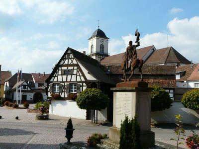 Marlenheim route des vins d alsace guide du tourisme de l alsace